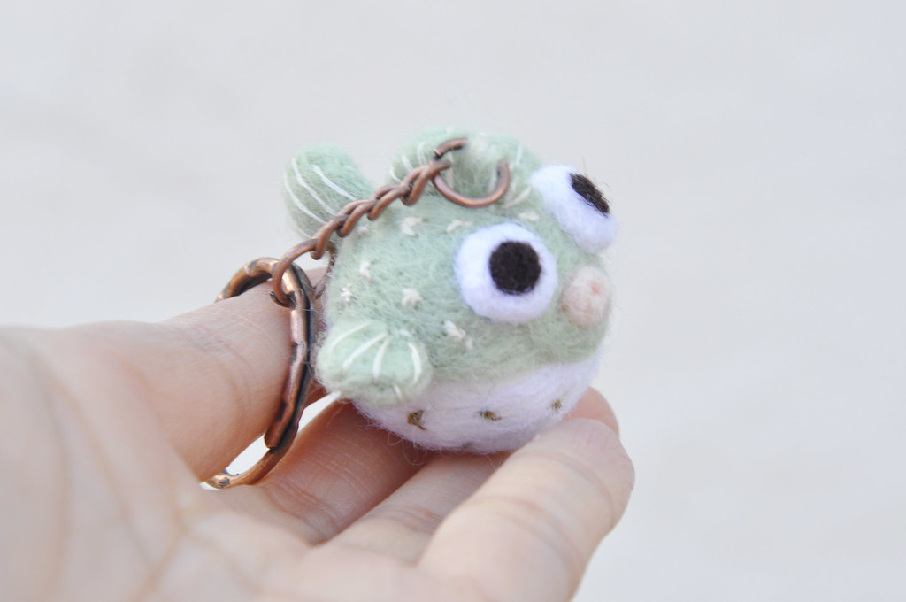 The world 39 s most recently posted photos of amigurumi and for Mini puffer fish