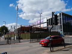 Construction of new sports centre at Birmingham University (pluralzed) Tags: birmingham constructionsite buildingsite sportscentre birminghamuniversity gunbarrels sellyoak edgbaston universityofbirmingham bournbrook edgbastonparkroad