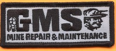GMS Patch (Coalminer5) Tags: mining patch miner coalminer coalmining miningartifact coalmemorabilia coalcollectibles miningcollectible