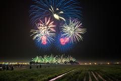 Orthodox Lu-Erh-Men Sheng Mu Temple (Tainan City) Fireworks-3 (Kelvin Wun) Tags: temple nikon exposure fireworks chinese taiwan tainan annan    d610
