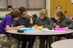 5D-4423.jpg (Tulsa Public Schools) Tags: school people usa oklahoma students student unitedstates tulsa carver ok middleschool tps msjhs academicbowl tulsapublicschools