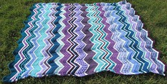 Susan Jones (The Crochet Crowd) Tags: game stitch right blanket afghan throw crochetblanket thecrochetcrowd stitchisright