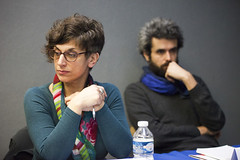 """Catherine Guilyardi - Atelier COP21 • <a style=""""font-size:0.8em;"""" href=""""http://www.flickr.com/photos/139959907@N02/25553508162/"""" target=""""_blank"""">View on Flickr</a>"""