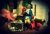 skeleton pirate - guardian of the golden treasure (VintageReflection) Tags: skeleton pirate guardian golden treasure island plastoy miniature retrotwin lostillusion75 skelett pirates piraten crew tales from toy box 2016 skull spielzeug pirat seeräuber arrr plastic jolly roger figure figur tabletop adventure omatic der bad guy swashbuckler toys octopus undead zombie cursed goldschatz kanone cannon pirata play monster action ahoi ghost man dead people little totenkopfpirat scale buccaneers buccaneer schärfentiefe calavera