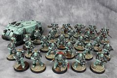 SoH Legionary Tactical 3 2 (Celsork) Tags: marine space warhammer 30k soh legionary sons tactical sonsofhorus