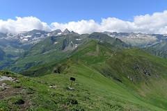 Widok z Pic Cecire