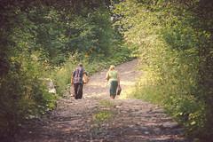 Hanna y Dimitri