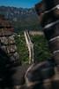 Great Wall 万里长城 (p3p510) Tags: china cn travels asia beijing unescoworldheritagesite 北京 中国 agfavista100 greatwallofchina 万里长城 canonrebelxs beijingshi vscofilm