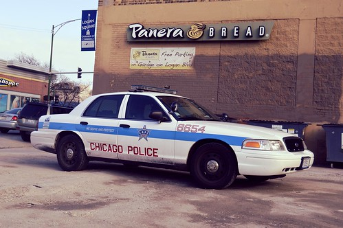 CPD Ford Crown Victoria by Dorsey Photography, on Flickr