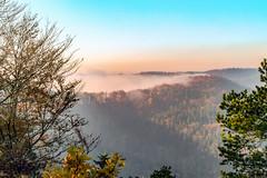 IMG_2446-Bearbeitet.jpg (MSPhotography-Art) Tags: morning autumn nature misty germany landscape deutschland nebel outdoor herbst natur wolken alb landschaft wandern wanderung badenwrttemberg burghohenzollern albtrauf schwbschealb