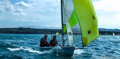 Club Nutic L'Escala-Puerto deportivo Costa Brava-37 (nauticescala) Tags: optimist navegar costabrava regatas regata feva creuer velalleugera velaligera cbsm lser lescalagde