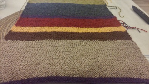 """Doctor Who Scarf • <a style=""""font-size:0.8em;"""" href=""""http://www.flickr.com/photos/92578240@N08/25986952734/"""" target=""""_blank"""">View on Flickr</a>"""