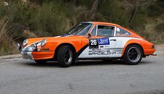"PORSCHE 911 T ""RALLY COSTA BRAVA"" RCB F16-7960 (Manolo Serrano Caso) Tags: en car race t rally 911 historic porsche 1970 lluis 2016 josep xiii molist rallycostabrava marcomiquel"