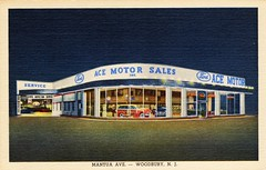 The world 39 s best photos of postcard and showroom flickr for Ace motors woodbury nj