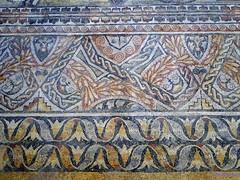 Villa romana de la Olmeda (santiagolopezpastor) Tags: espaa spain roman mosaic mosaico romano espagne romanempire romana castilla palencia castillaylen provinciadepalencia