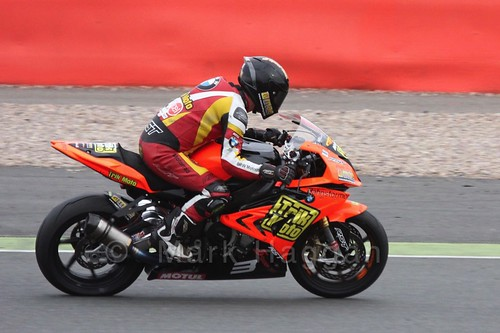 BSB Launch 2016, Silverstone