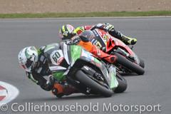BSB - R2 (17) Hickman leads Byrne (Collierhousehold_Motorsport) Tags: honda silverstone bmw yamaha suzuki ducati kawasaki mce bsb superbikes britishsuperbikes sbk msvr mceinsurance