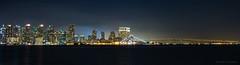 DSC06000 (mthomp00) Tags: skyline bay harbor cityscape waterfront sandiego nightsky harborisland sandiegobay