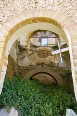 Poggioreale 9 (VincenzoGuasta) Tags: town earthquake ruins ghost fantasma rubble citt rovine terremoto poggioreale
