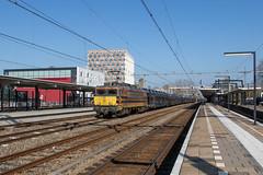 RRF 4401 met Gefco-autotrein, Gouda (Dennis te D) Tags: badbentheim gouda rrf 4401 gefco kijfhoek autowagens captrain