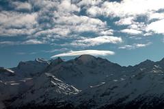 Grand Combin (WTH86) Tags: snow clouds canon landscape photography switzerland suisse grand blanc verbier combin