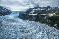 Juneau #8504 (randy.quayle) Tags: blue sky green alaska clouds glacier juneau randy icefields quayle
