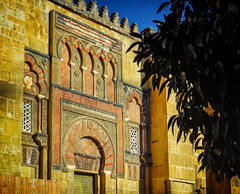 The Mellowness of Aging (Colormaniac too (trying to catch up)) Tags: city urban beauty architecture spain exterior cathedral mosque architectural textures age moorish cordoba andalusia mellow flypaper