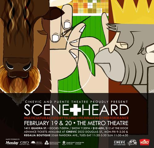 Scene+Heard advert Jan 10
