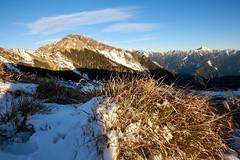 IMG_0402 (JIMI_lin) Tags: sunset snow taiwan  tw       hehuanmountain