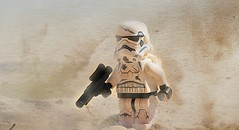 StormOne (melix200) Tags: star sand war warm gun desert lego helmet battle scene disney plastic galaxy stormtrooper wars legostarwars blaster tatooine battlefront legotoy legomoc legomania legogroup legofan legopic