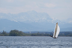 _DSF3910 (Frank Reger) Tags: bayern regatta skiff segeln segelboot 18ftammersee