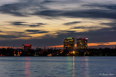 (Arminio Andrei) Tags: sunset public water buildings cityscape towers beautifullight beautifulcolors herastrau citygate d810 nikon24120mmf4gvrii nikkorafs24120mmf4gvrii