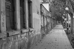Alla al final (Oxkar G) Tags: chile santiago calle son urbana alpha slt helios a37 44m5 callesstreet