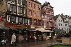 Rouen (Roberto Lauro) Tags: travel canon rouen normandie francia viaggi architettura normandia