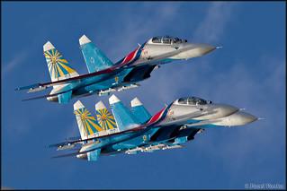 Russkie Vityazi (Russian Knights)