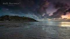 S A C R E D   S I T E. (matt burman) Tags: sunset seascape reflection sunrise landscape nt australia peninsula gove nhulunbuy eastwoody
