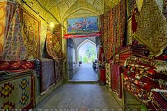 Exit of the Bazaar-e Vakil (T   J ) Tags: iran fujifilm shiraz xt1 teeje fujinon1024mmf4