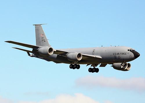 00342 Boeing KC-135R Stratotanker US Air Force