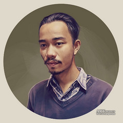LV_IMG_9197 Portrait (Artportraitsphils) Tags: painting sketch drawing avatar digitalpainting handpainted thumbnail profilepicture customportraits fiverr