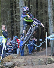 02 MTB SCDH 16 Apr 2016 (48) (Kate Mate 111) Tags: uk mountain bike forest cycling crash sheffield yorkshire steve competition racing downhill peat riding mtb mountainbiking grenoside