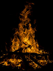 Fluid Fire 2 (Boneil Photography) Tags: canon fire flames powershot g16 boneilphotography brendanoneil