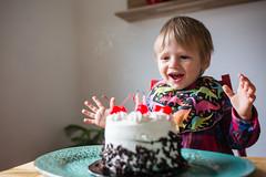 Candle blow (TheGiantVermin) Tags: birthday devon candels