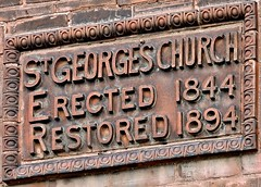 St. George's Church (Will S.) Tags: toronto ontario canada church churches christian etobicoke christianity mypics anglican protestant cofe churchofengland protestantism stgeorgeschurch anglicanism stgeorgesonthehill