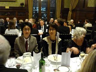 Mio Yoshida, Sayuri Goto, Philippa Kelly (photo by Jean Upton)