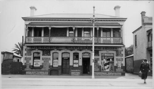 Star & Garter Hotel, Sturt Street, Adelaide 1941