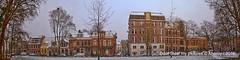Winter,Panorama,Groningen stad,the Netherlands,Europe (Aheroy) Tags: street winter panorama snow pano sneeuw groningen antonpieck groningenstad aheroy aheroyal