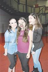 DSC_3425.- Cristina Treviño, Ana Karen Martínez y Fernanda Martínez.