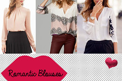 S. Valentine's Day Outfit 3 - Romantic Blouses (New York can wait...) Tags: love fashion shirt outfit shoes skirt valentine ring special date lovely tulle valentinesday blouses accessorize ootd