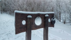 It's Cold Outside Pillory Torture Snow Covered Ekens Ekens Slott Ekens Castle Tourism Scandinavia Sweden stergtland Cold Winter (ciaobucarest) Tags: winter cold tourism sweden torture scandinavia snowcovered stergtland pillory ekens itscoldoutside ekensslott ekenscastle