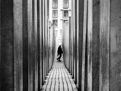 Pillars (hduongterp) Tags: berlin germany holocaust memorial jewish